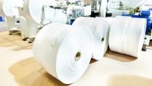 plastic bags rolls